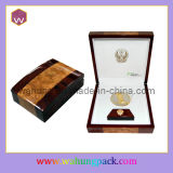 Wooden Coin Box (WH-C0691)