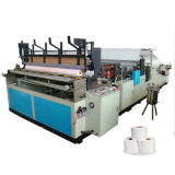 Small Toilet Paper Roll Making Machine