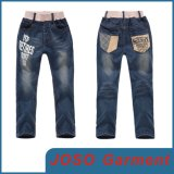 100% Cotton Kids Denim Boys Trousers (JC8001)