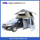 2017 Canvas Vehicle Pop up Tent for Car Roof Top Tent Campers