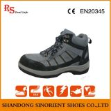 British Style Safety Shoes for Workers, Fashionable Safety Boots for Women RS018