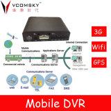 Top Selling Car DVR Manufacturer 3G DVR with Wide Range Voltage Design