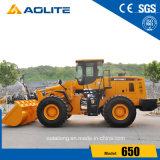 5ton Wheel Loader with Ce, ISO, BV, SGS