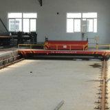 25t Heavy Duty Rail Traverser for Cross Bays Warehouse Handling