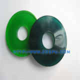 Customized Plastic Parts CNC Machining Teflon Spacer PTFE Spacer