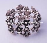 Flower Bangle Fashion Alloy Bangle