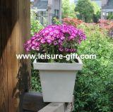 Fo-242 Outdoor Fiberglass Flower Pot