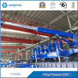 Best Selling Hydraulic Pressure Static Force Pile Driver