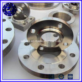 ANSI DIN Carbon Steel Loose Forged Pipe Fittings Flange