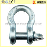 Rigging Hardware Stainless Steel Shackle, D Shackle and Nut Shackle