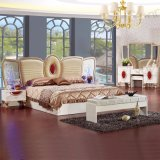 Home Furniture with King Bed and Cabinet (3391)