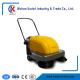 Rechargeable Walk Behind Street Sweeper with Charger