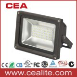 UL SAA Ce RoHS Approved LED Flood Light with Bridgelux Chip and Meanwell Driver