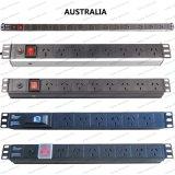 19 Inch Australia Type Universal Socket Network Cabinet and Rack PDU