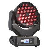 Vello LED Wash Zoom RGBW Stage Moving Head Light (LED XP700)