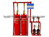 Factory OEM Drawing Hfc227ea Gas Fire Extinguisher System for Data Rooms