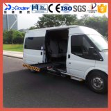 Hydraulic Wheelchair Lift for Van Side Door with Ce Certification and Loading 300kg