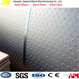 High Strength Checkered Steel Plate Courrugated Plate Garde