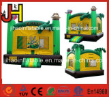 Customized Inflatable Zoo House Theme Bouncy Castle for Sale
