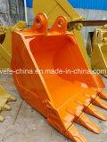 Excavator Parts Excavator Bucket Assembly (PC200 Sk200 Ex200)