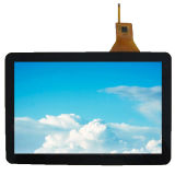 10.1 Inch TFT LCD Touch Screen with Capacitive Touch Panel