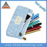 Student Lovely Leisure Canvas Zipper Girls Pen Case Pencil Bag