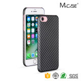 New Fashion Design Carbon Fiber Ultra Thin Phone Cover for iPhone 7 Phone Accessories