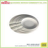 Luxury Quality Guaranteed Non-Slip Oval Fruit Plate