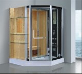 1500mm Steam Combined Sauna with Shower (AT-D8866)