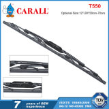 Graphite Coated High Carbon Steel Anti-Rust Classic Car Wiper Blade
