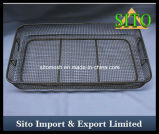 Stainless Steel Medical Care Woven Wire Mesh Baskets