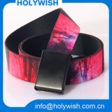 Colorful Printed Fashion Women's Waist Webbing Belt