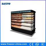 Multi Desk Chiller Open Produce or Dairy Merchandisers