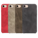 Phone Case Luxury Retro PU Leather Case Soft Rubber Cover