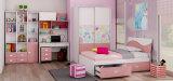 Kids Furniture 2017 Best-Selling Wooden Kids Bed (Nobel)