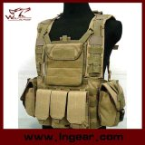 Airsoft Molle Tactical Combat Canteen Hydration Safety Rrv Military Vest Bulletproof Vest