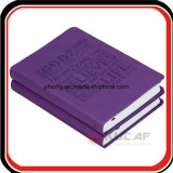 Custom Debossed Soft Leather Journal Book
