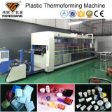 Full Automatic Disposable Plastic Cup Thermoforming Machine
