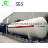 Gas Filling CNG Transporting and Storing CNG Tank Semi Trailer