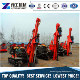 High Efficiency Crawler Piledriver and Trailer Rotary Pile Driver Supplier