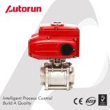 "Chinese Manufacturer CF8 2"" Shutoff Electric Ball Valve"