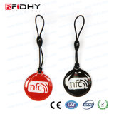 Custimize High Frequency RFID NFC Fob for Payment