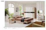 Modern MDF Bedframe Furniture Bed Home Furniture