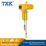 Wholesale 5 Ton Electric Chain Hoist with Twin Chains