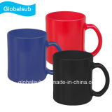 11oz Sublimation Glass Color Changing Cup Blanks Supplier