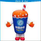 Beverage Can Inflatable Costume for Activity