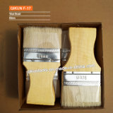 F-17 Wooden Handle Wool Brush