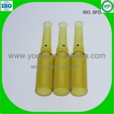 Amber Ampoule