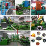 Waste Tire Rubber Powder Production Line, Used Tyres Recycling Line