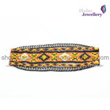 New Design Magnet Ending Colorful Friendship Bracelet/ Friendship Wristband/Fashion Jewelry (XBL2207)